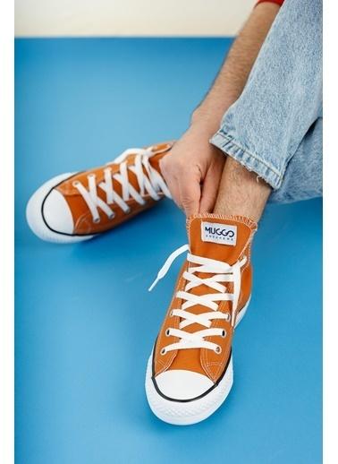 Muggo Sneakers Kiremit